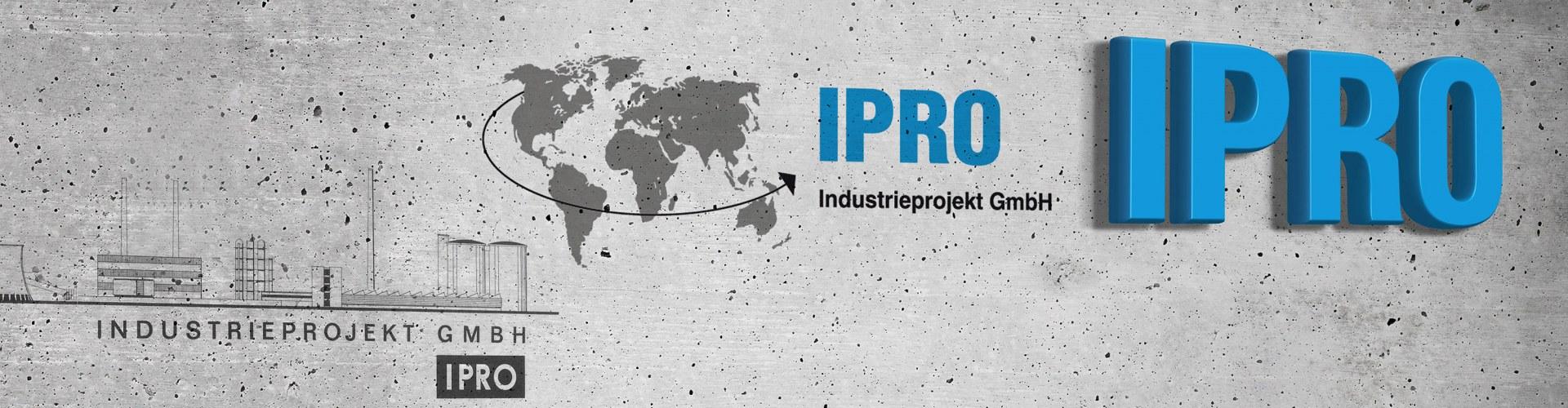 IPRO Ingenieurbüro Logo Historie